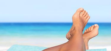 Happy Feet Relaxing By Redondo Beach